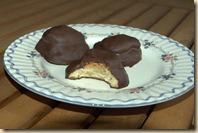 chocolate peanut butter patties