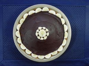 Peanut Butter Chocolate Pi Day Pie