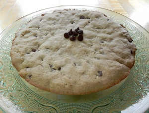 Chocolate Chip Sugar Cookie