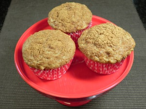 Apple Cinnamon Brunch Muffins