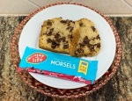 Enjoy Life morsels with chocolate chip bread