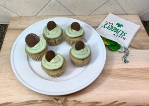Lucky St. Pat's Cupcakes