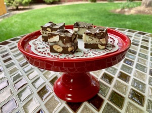 rocky road maple bars