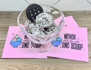 Cookies and Cream Ice Cream