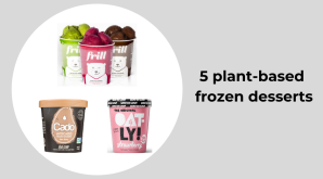 plant based frozen treats