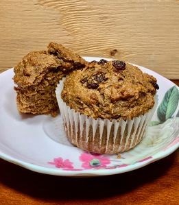 almond meal date muffin