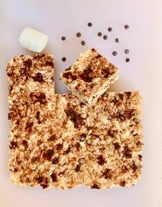 brown sugar rice krispie treats