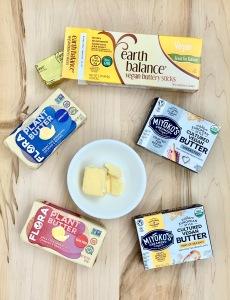 a look at vegan butter