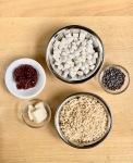 Krispie Rice Snacks mise en place